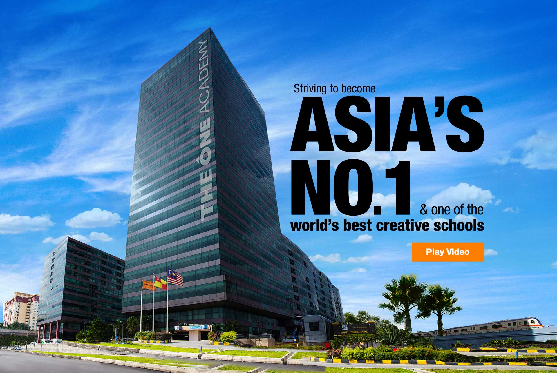 Marvelous The One Academy Malaysia Leading Art Design College Download Free Architecture Designs Fluibritishbridgeorg